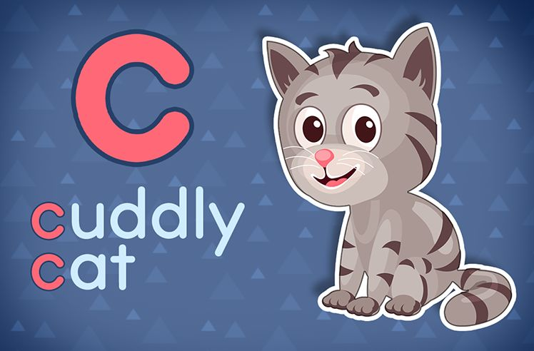 Learn the Letters: Small c