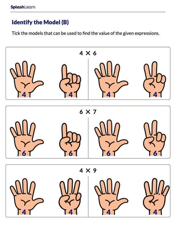 Select the Finger Model