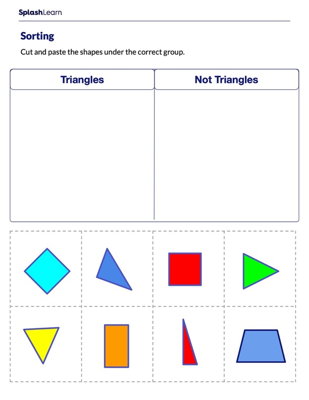 Separate Out the Triangles