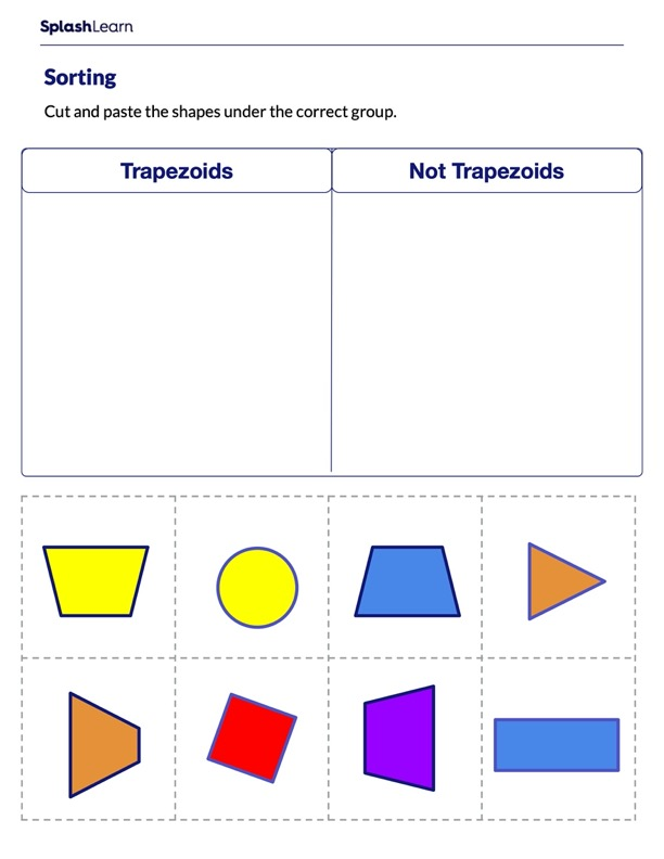 Separate Out the Trapezoids