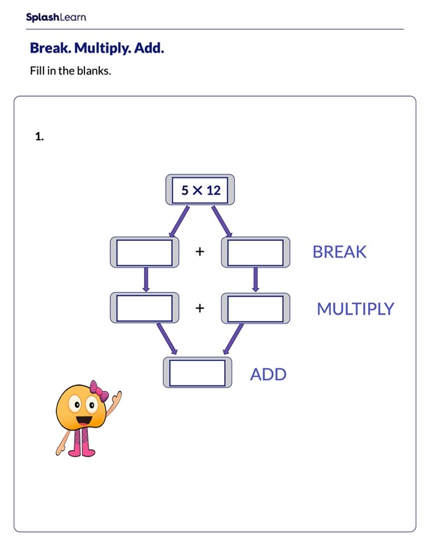 Break the Expression to Multiply