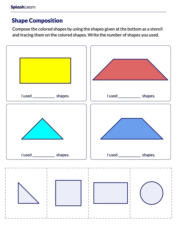 Compose From Given Shapes