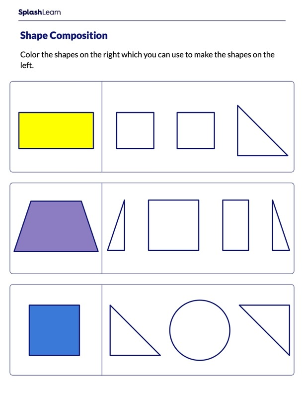 Create Using Shapes
