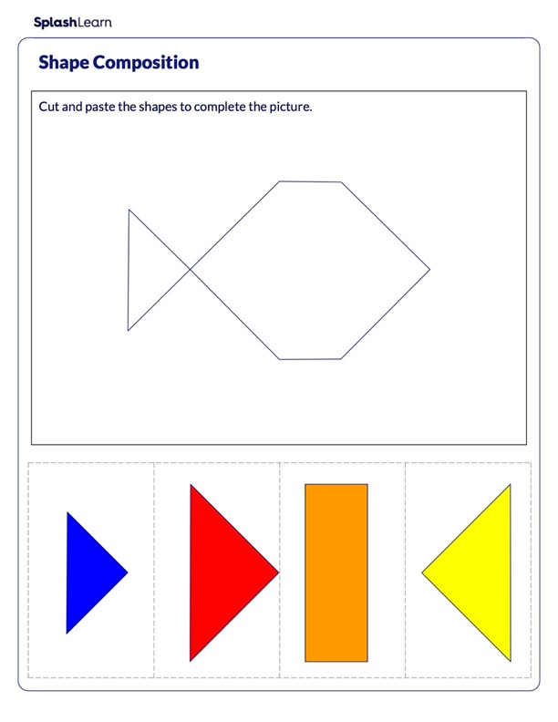 Complete Using Shapes