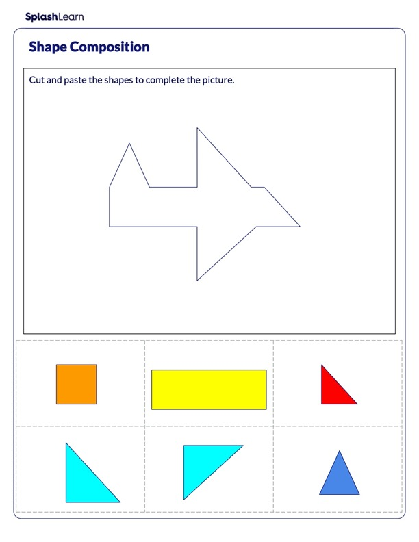 Compose Using Shapes