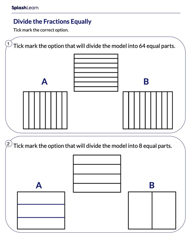 Divide the Model Equally