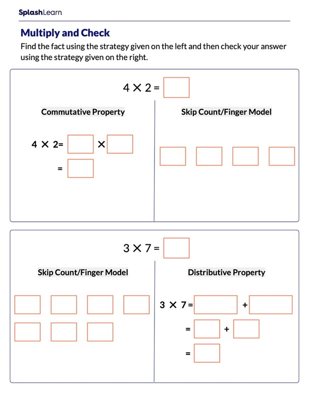 Multiply Using Strategies