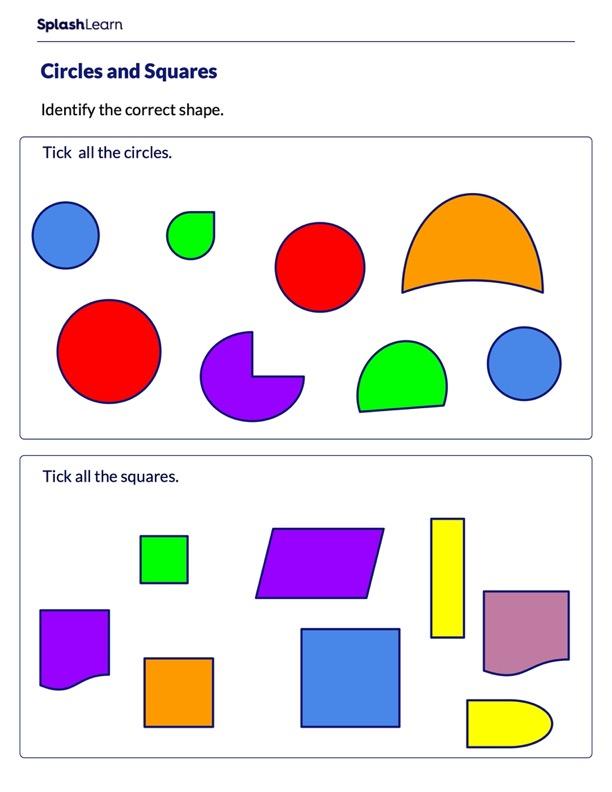 Squares and Circles