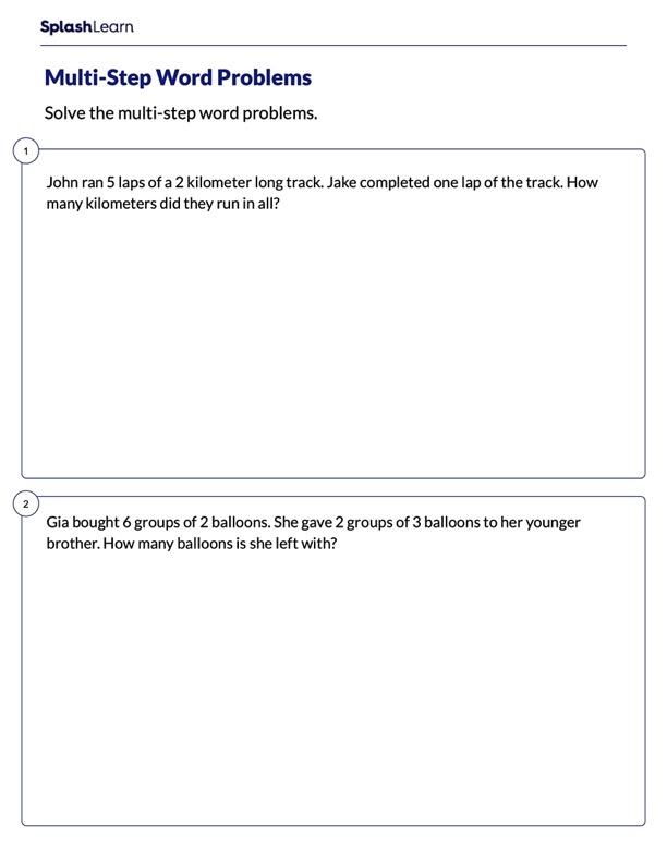 Multi-Step Scenarios