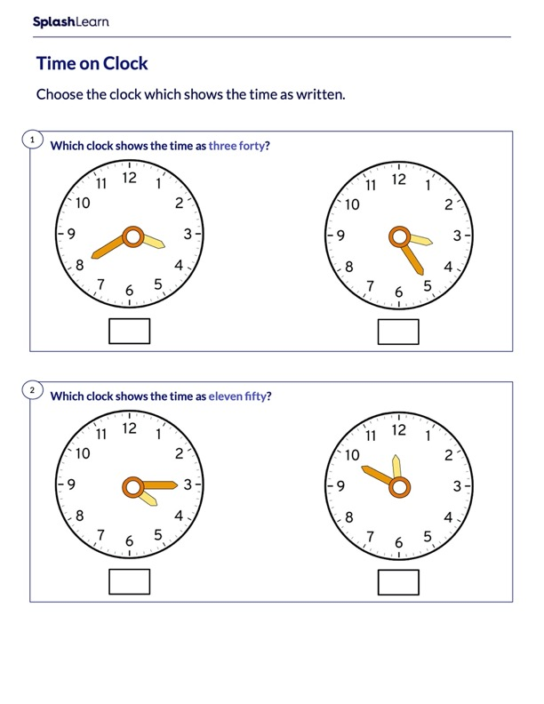 Guess the Correct Clock