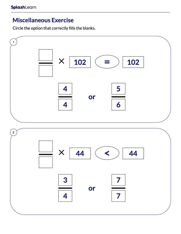 Fraction Multiplication as Scaling