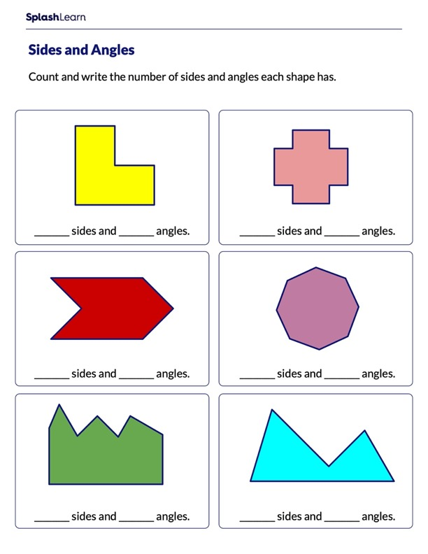 Count Sides and Angles