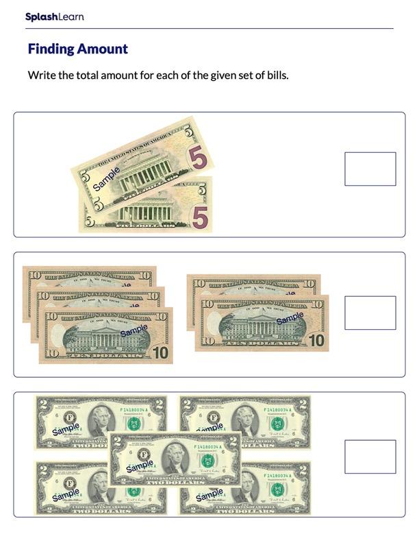 Values of Sets of Bills