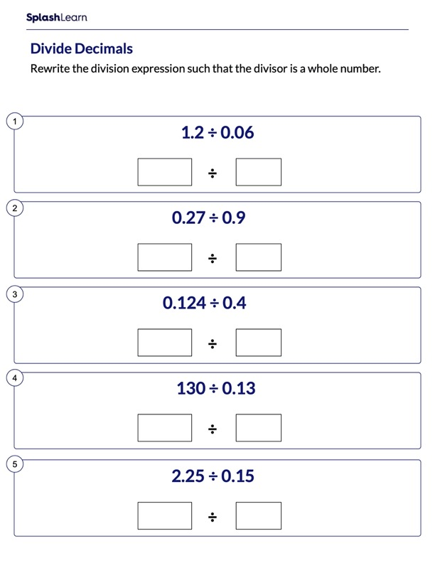 Simplify the Division Expression