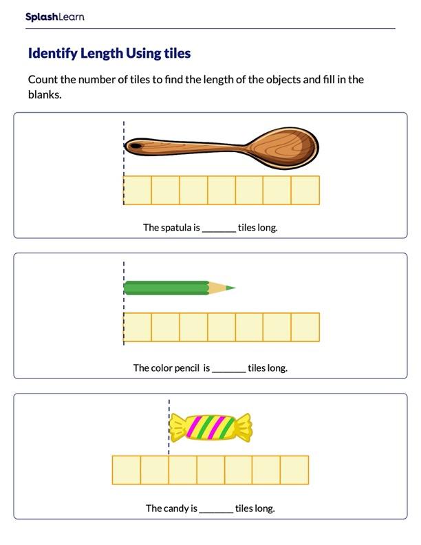Estimate Length Using Tiles