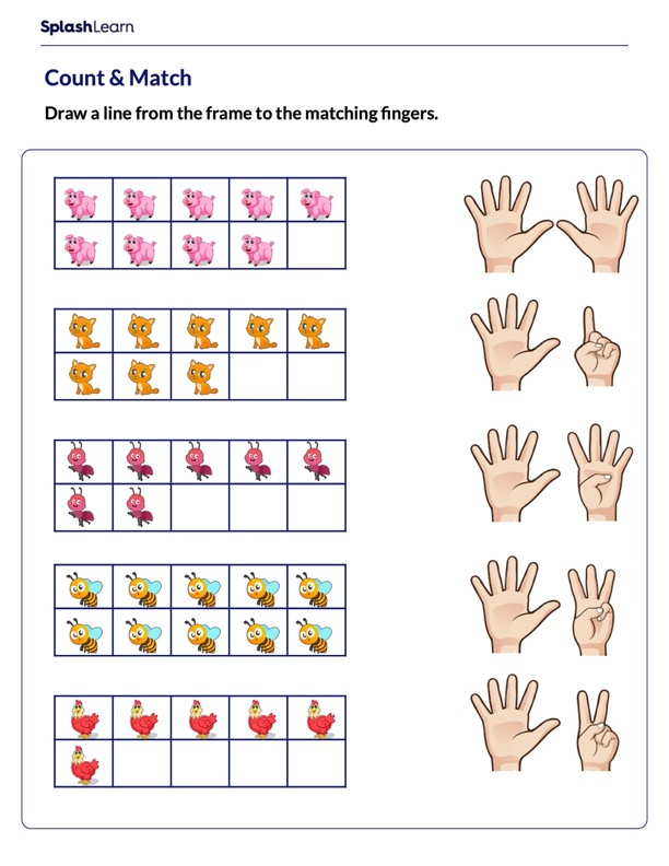 Count on Fingers